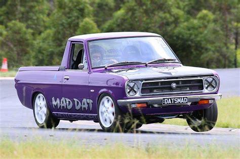 Scott Aho's Datsun 1200 B110 Mad Dat Ute