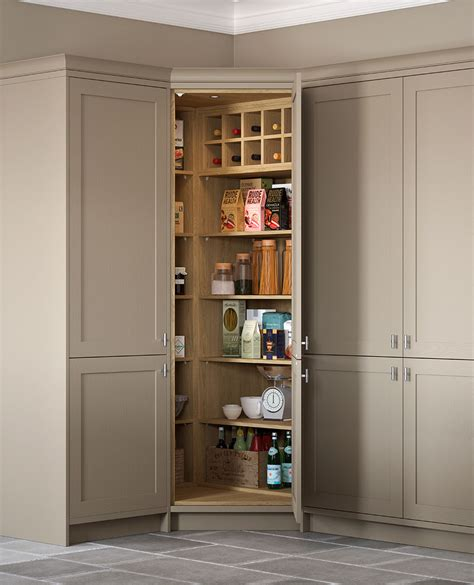 corner pantry  lansbury  sigma  kitchens