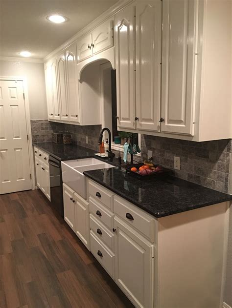 grey kitchen cabinets with white appliances black stainless steel appliances steel gray counter tops 8361