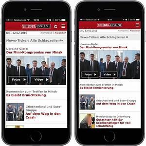 Spiegel On Line : iphone spiegel online app mit widget und vielen weiteren verbesserungen mobil ganz ~ Buech-reservation.com Haus und Dekorationen