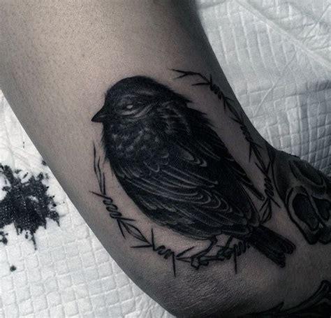 sparrow tattoo designs  men masculine ink ideas
