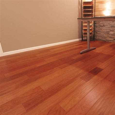 Hardwood Flooring   Natural Brazilian Cherry 5 in