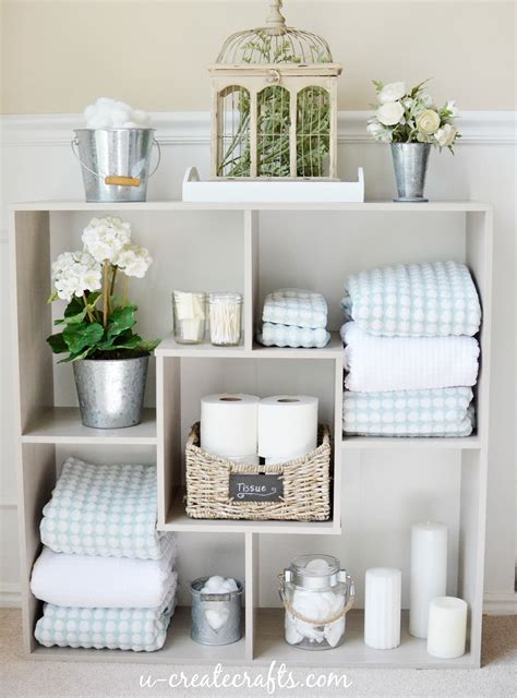 Decorating Ideas For A Bathroom Shelf by Sauder Bathroom Shelves Home Decor Bathroom