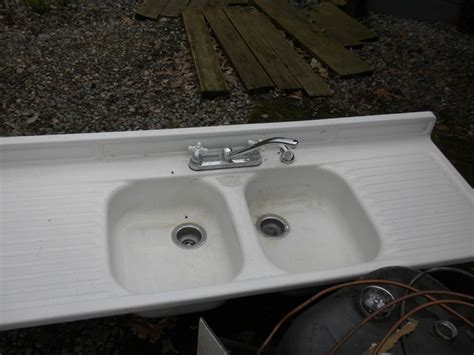 vintage youngstown bowl drainboard porcelain sink sinks bowls and vintage sink