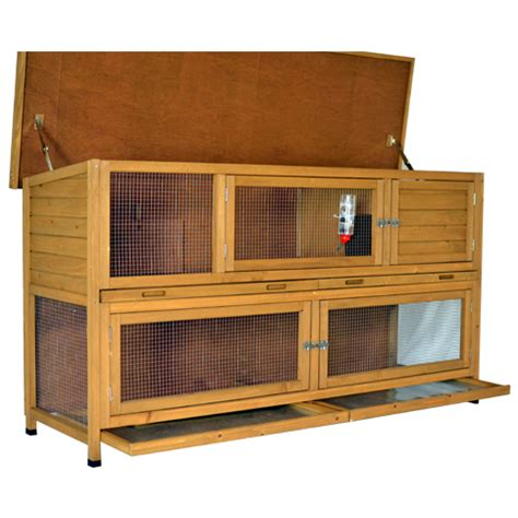 hutch company number the coach house 6ft large rabbit hutch outdoor rabbit