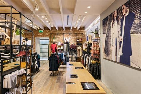 designer fashion warehouse concept 187 retail design
