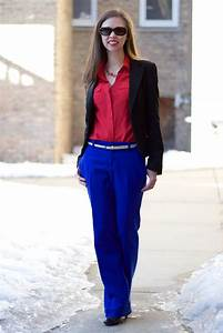 Blue Pants Part 1 u2013 Primary Colors | Style Sidebar