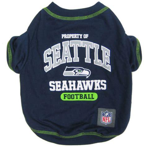 seattle seahawks nfl dog tee shirt