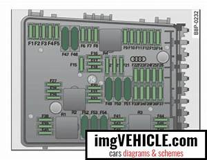 Audi A3 8p Fuse Box Diagrams  U0026 Schemes