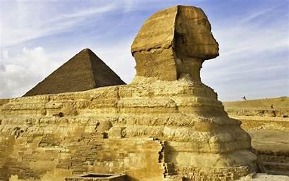Egypt Sphinx Cairo Giza Near