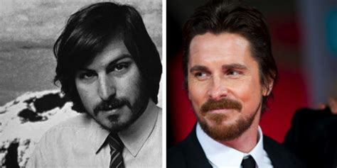 Christian Bale Could Play Steve Jobs David Fincher
