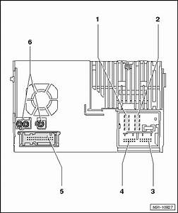 Volkswagen Rns 510 Pin Assignments