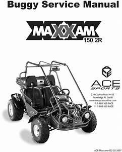 Maxxam 150 2r Buggy Service Repair Manual Download