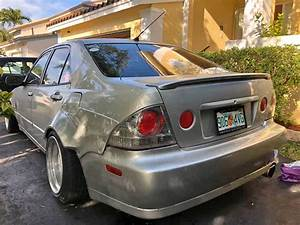 2002 Lexus Is 300 Manual Transmission For Sale