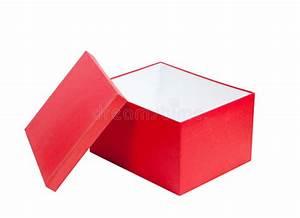 Boite Cadeau Vide Gifi : bo te cadeau rouge de carton photo stock image du ouvert ~ Dailycaller-alerts.com Idées de Décoration