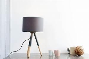 Lampe Skandinavisches Design : tischlampe highland skandinavisches design pib ~ Markanthonyermac.com Haus und Dekorationen