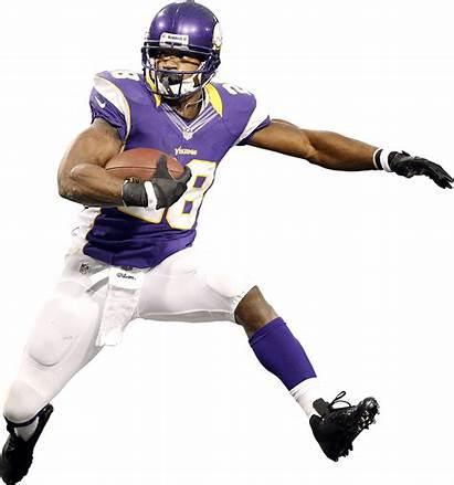 Vikings Football Minnesota Transparent Clipart Adrian Peterson