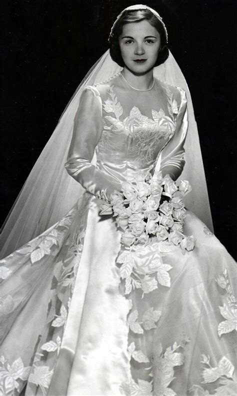 Best 25 1950s Wedding Dresses Ideas On Pinterest 1950