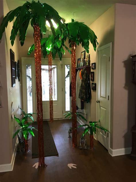 Jurassic Park Decorations - hallway decor for jurassic jurassic world