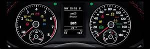 2016 Toyota Corolla Warning Lights What Does The Exclamation Point Warning Light Mean For Vw