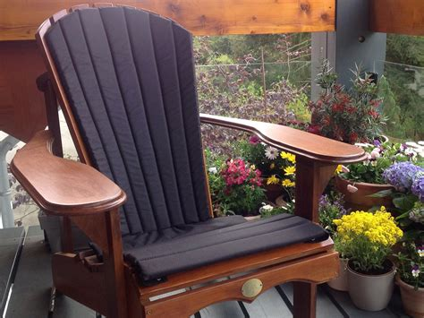 Decor Tips Amazing Brown Wood Adirondack Chair With Black