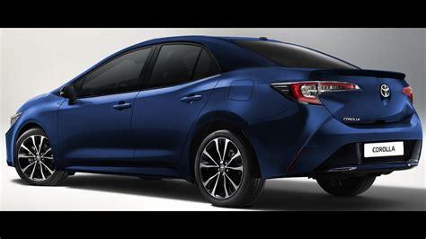Toyota Corolla Altis 2019 by 2019 Toyota Corolla Altis Imagined Rendering