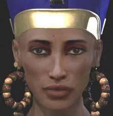 "Nefertiti Likeness From Mummy Found In Tomb Kv35 "" The"