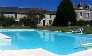 manoir avec piscine location vacances en sud touraine With location vacances touraine avec piscine