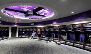 College Baseball Locker Rooms