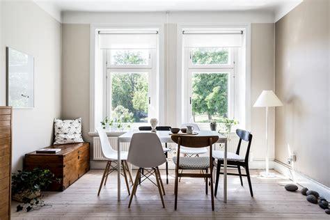 elegant scandinavian dining room designs   bring simplicity   home