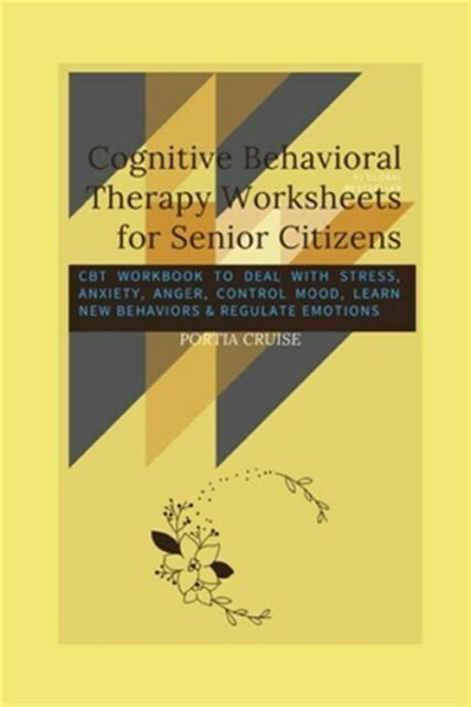 cognitive behavioral therapy worksheets  senior
