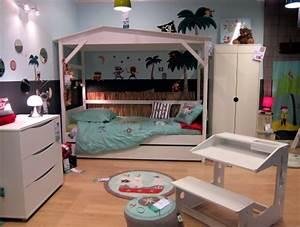Chambre Enfant Alinea : d coration chambre pirate alinea ~ Teatrodelosmanantiales.com Idées de Décoration