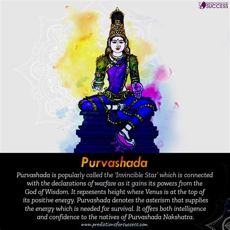 Purva Ashadha Nakshatra : What's Special About This ...
