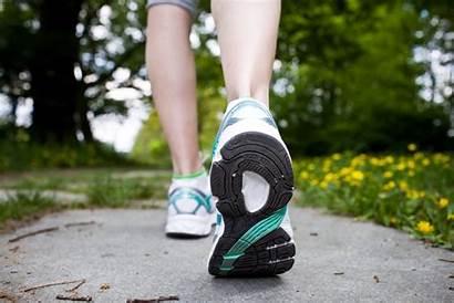 Walk Walking Breast Feet Check Prepared Cancer