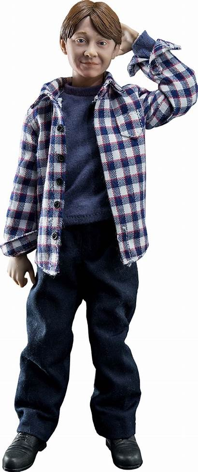 Ron Harry Potter Casual Weasley Figure Action