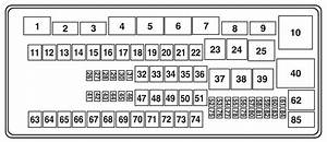 2009 Ford F150 Fuse Panel Diagram