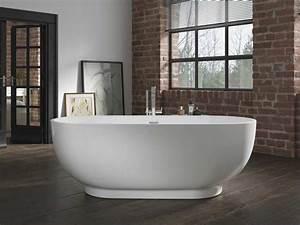 Freistehende Acryl Badewanne : freistehende badewanne sevilla aus acryl wei gl nzend 179x82x63 modern duo ~ Sanjose-hotels-ca.com Haus und Dekorationen