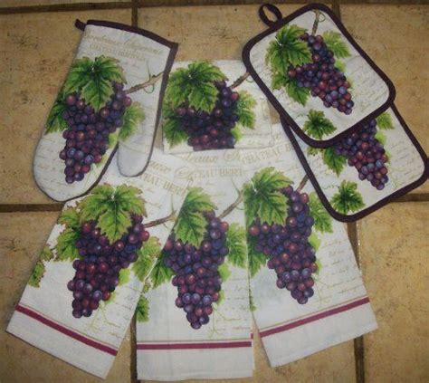 """1000+ Images About """"grapes"""" Kitchen Theme On Pinterest"""