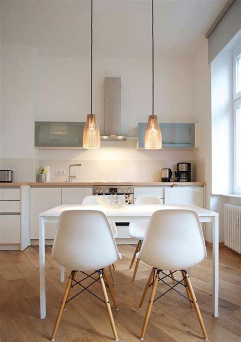cuisine blanche moderne la cuisine blanche et bois en 102 photos inspirantes