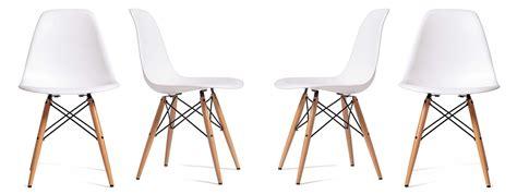 chaises blanches pas cher chaise scandinave pas cher 2018 top 10 et comparatif