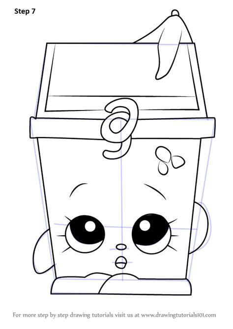 learn   draw lisa litter  shopkins shopkins