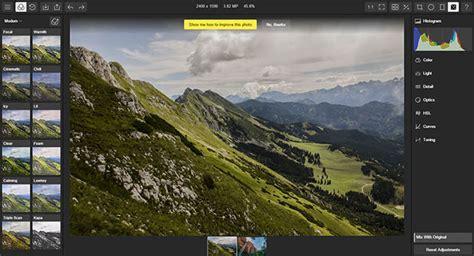 polarr photo editor  launched  web chrome  windows