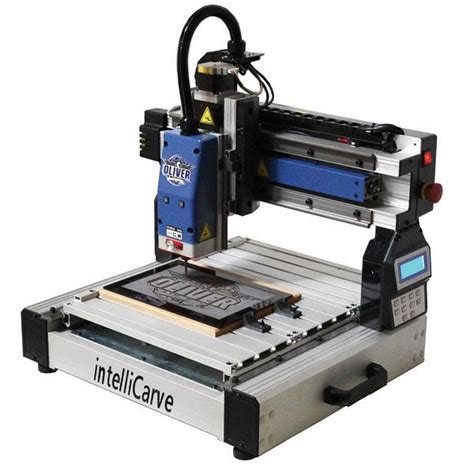 buy oliver  intellicarve cnc carving machine
