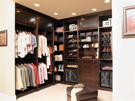Large Walk In Closet Organization Ideas by Big Closet Design Ideas Hgtv
