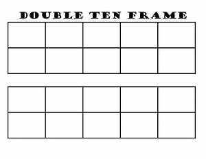 6 best images of 10 frame template printable blank With 10 frame template printable