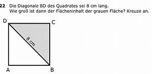 Diagonale Eines Rechtecks Berechnen : fl cheninhalt fl cheninhalt durch diagonale berechnen mathelounge ~ Themetempest.com Abrechnung