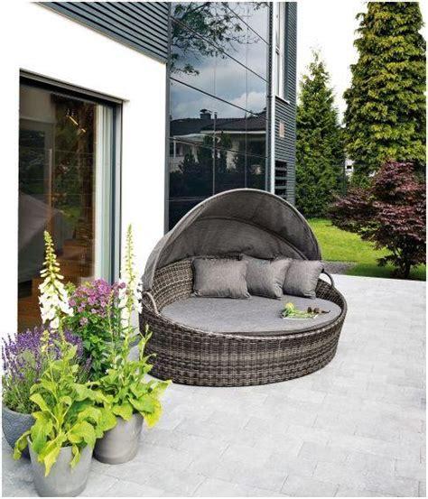 canapé pour terrasse canape terrasse resine tressee port offert loveuse resine