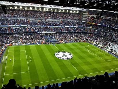 Madrid Stadium Santiago Pixelstalk Guardado Desde Bernabeu