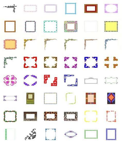 clip art file formats  divided    types