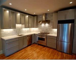 15 Modern Grey Kitchen Cabinets In Silver Shades – Fresh